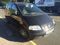 2007 Volkswagen Sharan 1.9 TDI PD S 5dr Automatic Diesel *01-Year MOT* HPI CLEAR *Guaranteed Mileage