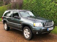 Jeep Grand Cherokee 2.7 CRD auto Limited [2003-53] *4x4*