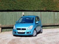 2009 59 SUZUKI SPLASH 1.2 GLS + 5DR AUTO