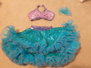 Dance/ Halloween Mermaid Costume