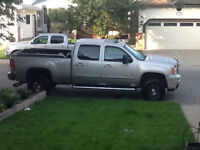 2008 GMC Sierra 2500 Loaded Pickup Truck
