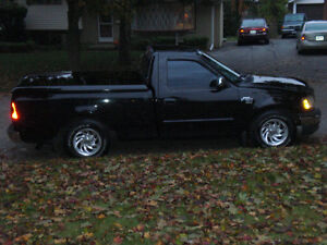 Want my old truck back