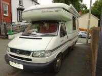 Auto Sleeper Gatcombe 2 Berth Monocoque body motorhome for sale