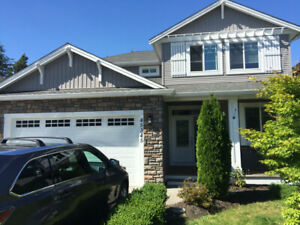 Upper level house for rent at Chilliwack  bc