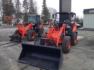 "KUBOTA ""R"" SERIES LOADER-0% FOR 48 MONTHS FINANCING!!!!"