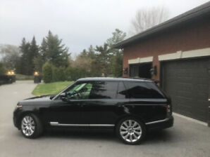 2013 HSE Super Charged Range Rover