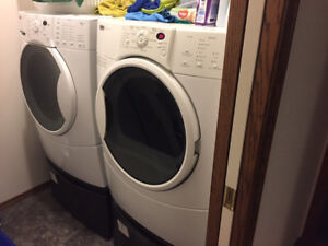 Kenmore HE4t Elite Washer and Dryer