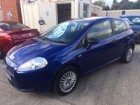 08 Fiat Grande Punto 1.2 Active 3dr - MOT MARCH - Ideal 1st Car - PX POSSIBLE