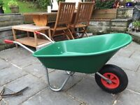 Brand new wheel barrow never used