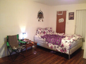 2 1/2 - $450/ month , Lasalle, Basement