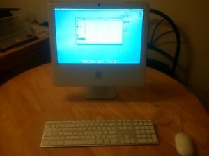 I MAC GREAT COND, Sold