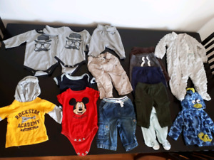 Boys 3 month lot -15 piece