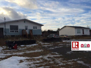 Attention Investors!!  2 houses  in NL for 149900!!
