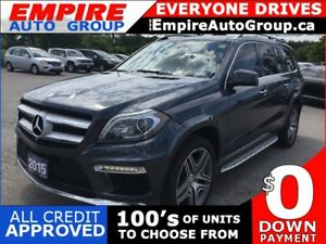 2015 MERCEDES-BENZ GL-CLASS GL350 * BLUETEC 4MATIC * FULLY LOADE