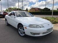 Toyota Supra Twin Turbo (white) 2001