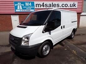 Ford Transit 260 LOW ROOF SWB FWD 100PS