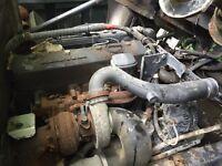 Renault midlum engine & gear box 2001 150 Bhp 4 cylinder