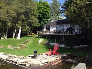 Cottage on Chemong Lake... Only a couple of weeks left
