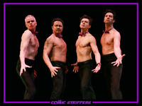 The COMIC STRIPPERS Improv Comedy Show in Salt Spring!