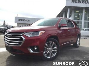 2018 Chevrolet Traverse High Country  - DEMO, LOADED, AWD