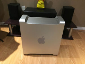 A1289 Mac Pro Tower 4,1. Very Clean IN/OUT