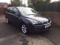 2006 FORD FOCUS, 67000 MILES, 1 YEAR MOT, SERVICE HISTORY