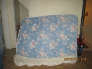 CAMPER TRAILER MATRESS