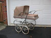 English Style Baby Pram - Pedigree