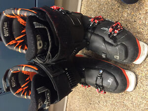 Salomon questmax 120 ski touring boots