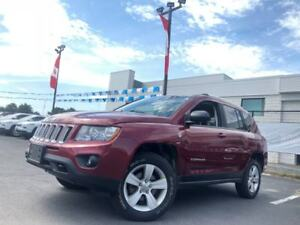 2012 Jeep Compass Limited   4X4   HEATED LEATHER   SAT SIRIUSXM