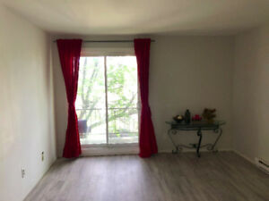 Newly renovated 5 and 1/2 apartment for rent in Brossard!