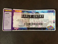 Reading Festival Early Entry Ticket