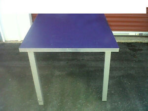 Blue Top Desk or Table....first $40.00 Gets It...