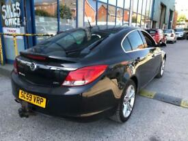 Vauxhall Insignia 2.0CDTi 16v ( 130ps ) SRi 5 DOOR - 2009 59-REG - 8 MONTHS MOT