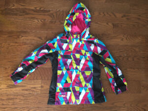 Lined Spring/Fall jacket, size XS (4-5)