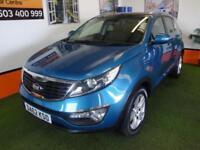 Kia Sportage 1.7CRDi ( 2WD ) 2011MY 2