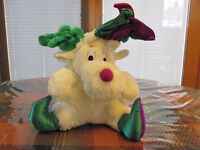 Rare Vintage New Plush Reindeer from Eaton's