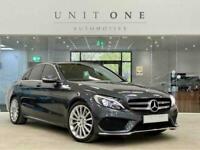 2014 Mercedes-Benz C Class C 250 D Amg Line Premium Plus Saloon Diesel Automatic