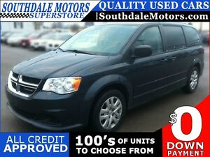 2013 Dodge Grand Caravan SE/SXT | Stow And Go