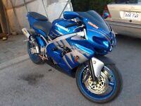 1998 Kawasaki ninja 900zxr