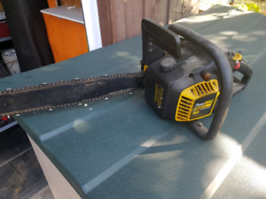Power Mac Chain Saw