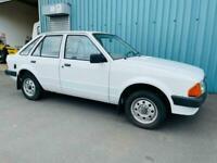 1980 Ford Escort L Petrol Manual