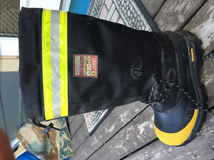 Steel to work boots