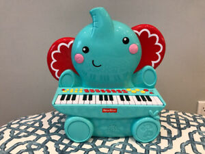 Elephant Piano by Fisher-Price