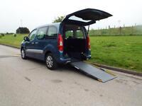 Citroen Berlingo 1.6TD Multispace Plus Wheelchair Accessible Vehicle WAV