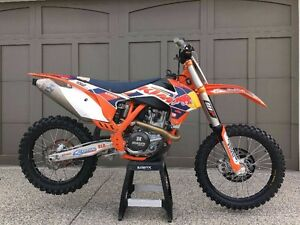 2014 KTM 450SXF Factory edition