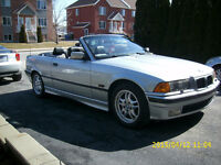 1996 BMW 328 ic -Series convertible