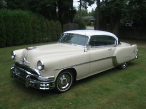 1954 Pontiac Catalina Hardtop sports Coupe