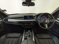 2018 67 BMW X5 XDRIVE40D M-SPORT HIGH SPEC AUTO HEADS-UP DISPLAY SERVICE HISTORY