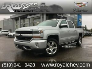 2016 Chevrolet Silverado 1500 LT Z71  TRUE NORTH EDITION